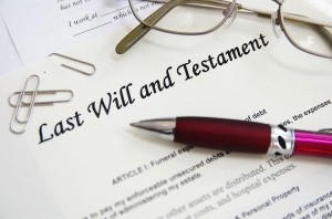 Last Will and Testament: Who's Who