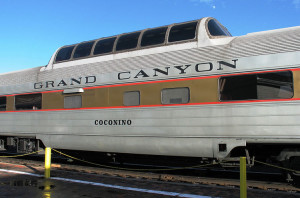 The Rail to Rim Grand Canyon Adventure for Baby Boomers
