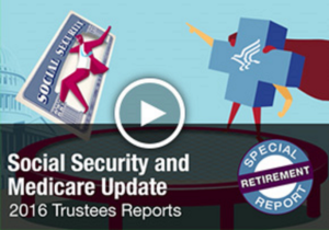 Social Security and Medicare Update – 2016